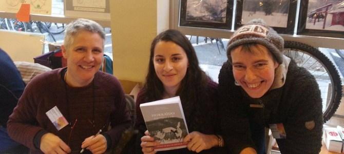 Chronique n°7 : Hokkaïdo, défier l'hiver à vélo, S. Massart et F. Archimbaud