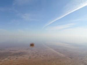 Le lac Orumiyeh