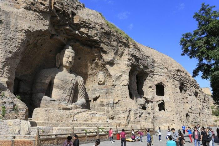 Les grottes de Datong