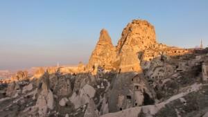 Paysage de la Cappadoce