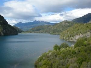 Paysage du parc national des Alerces
