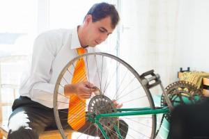 Révisions du vélo