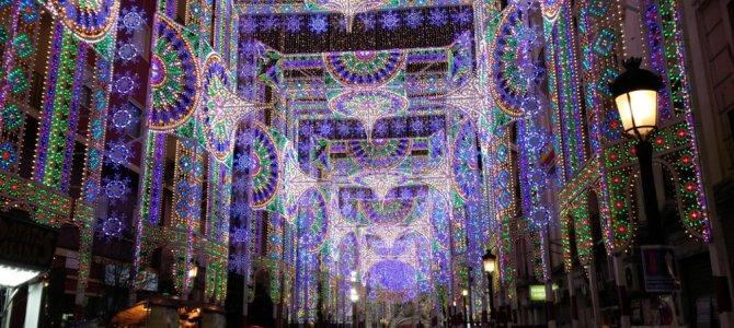 """Jours 8, 9, 10 et 11 : Séjour en famille à Valencia, """"Las Fallas"""", une fête traditionelle valencienne"""