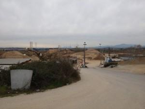 Paysages industriels au nord de Barcelona
