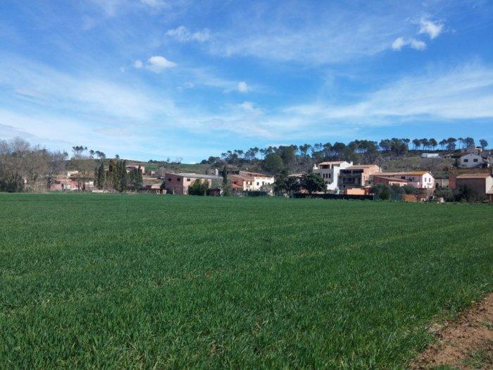 Village de campagne au nord de Girona