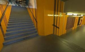 Passage souterrain gare narbonne (gare 360)