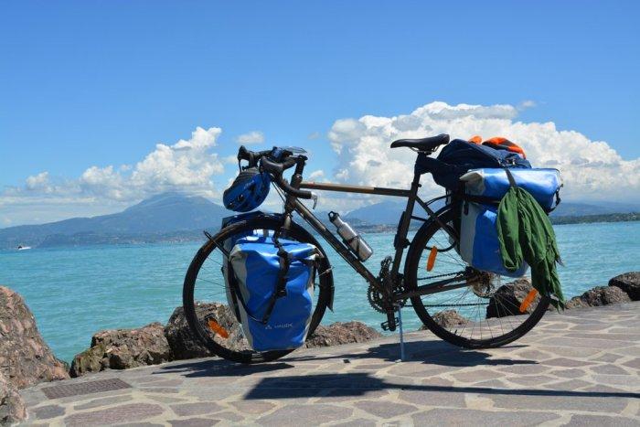 Surly Long Haul Trucker randonneuse vélo voyage