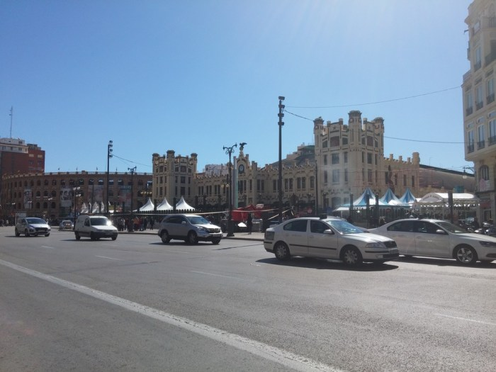 Circulation à Valencia
