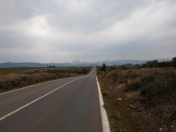 La CV 405 ou 415 en Comunidad Valenciana