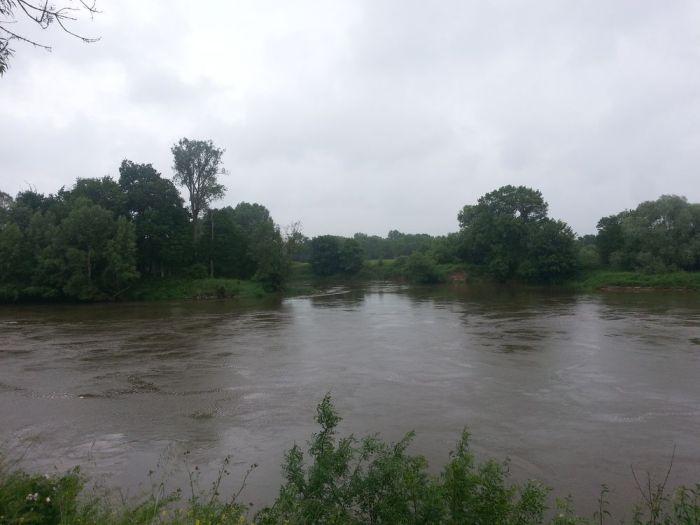La Loire à Montjean-sur-Loire
