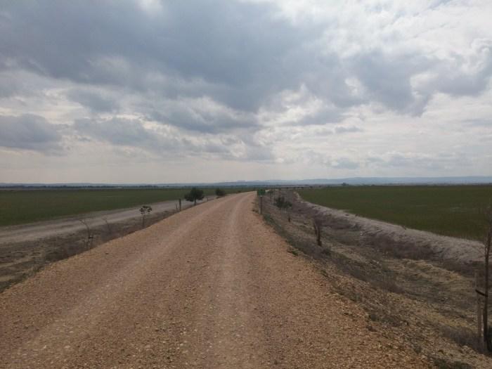 Via verde, vers l'Andalousie