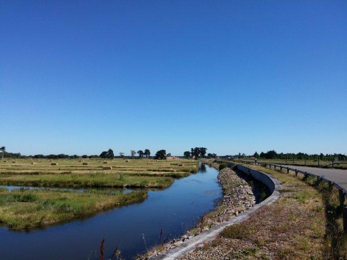 Marais salants en Vendée