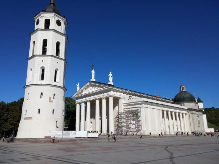 Archi-cathédrale basilique Saint-Stanislas de Vilnius