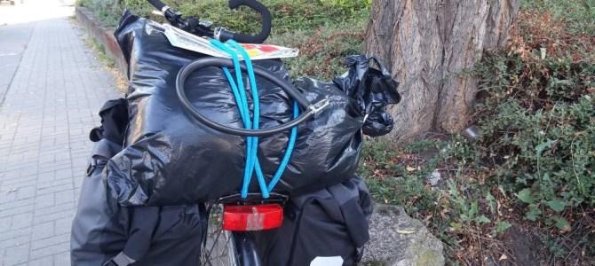Liste de matériel pour un mois de vélo entre l'Allemagne et la Russie