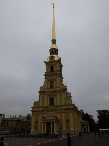 Cathédrale Saint-Pierre-Saint-Paul Saint-Pétersbourg