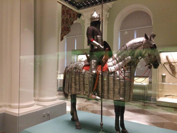 Cavalier, antiquité sibérienne