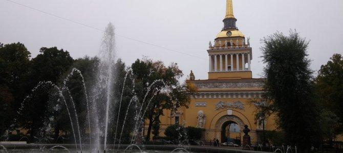 Jours 30 et 31 : Tourisme à Saint-Pétersbourg