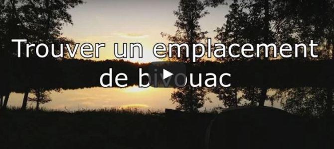 [Vidéo] Comment trouver un emplacement de bivouac en voyage à vélo ?