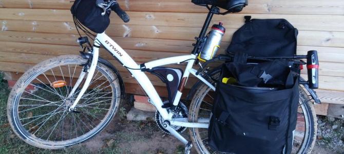 [TEST] 2300 km de voyage à vélo sur le VTC B'Twin Original 300, l'avis d'Alexandre