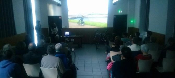 Projection CCI Nantes : nous avons présenté notre voyage en Scandinavie
