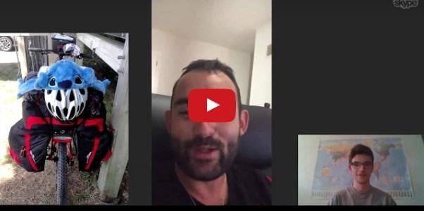 [Vidéo] Préparer son voyage sur la Vélodyssée – le témoignage de Yoann