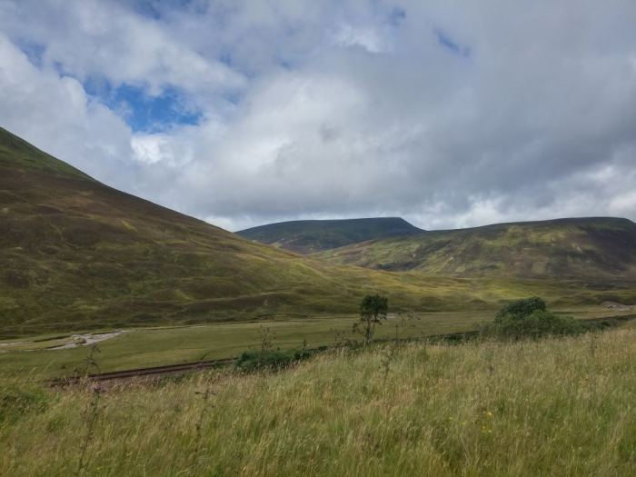 entree dans les highlands