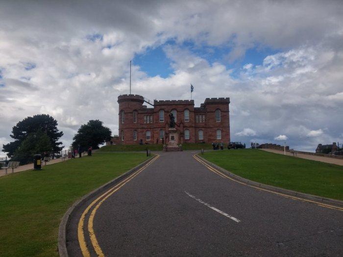 le chateau d inverness
