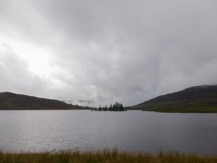 lac en hauteur loch ness