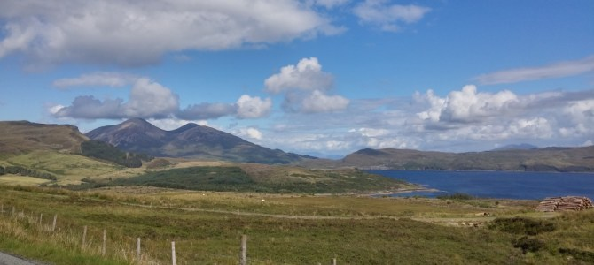 Highlands trip, jours 11 à 13 : de Skye à Glenbeg, en route vers Mull (153 km)