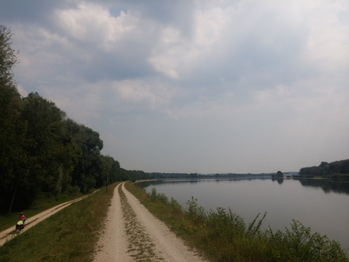 digue danube eurovelo 6 allemagne