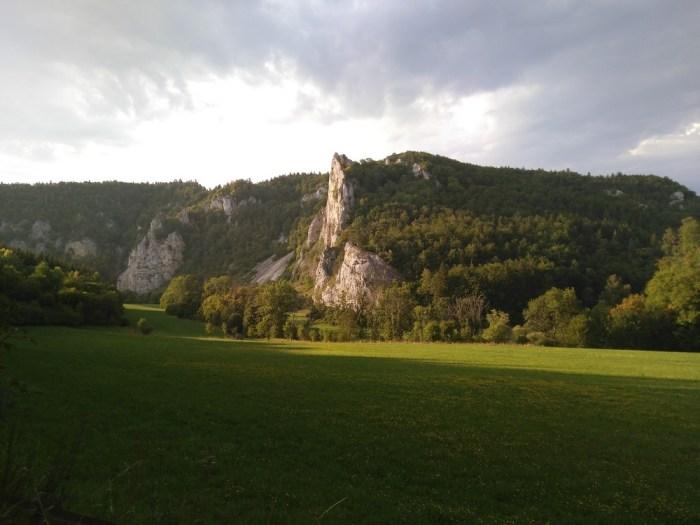 gorges danube