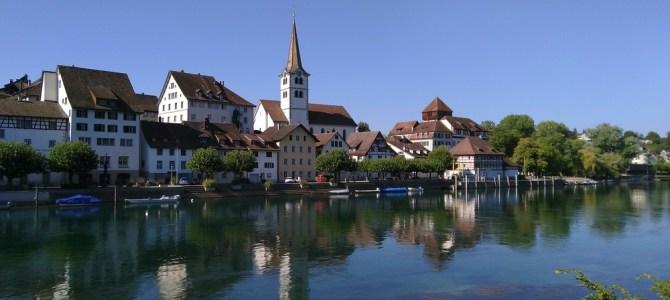 EuroVelo 6 : de Zurich à Ulm !