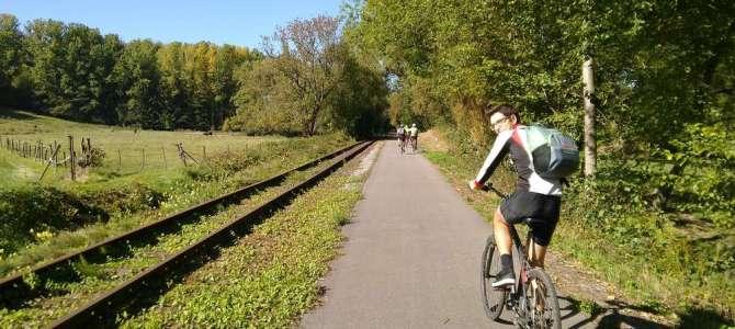 Visiter la Wallonie à vélo : les RAVeL (voies vertes) et véloroutes