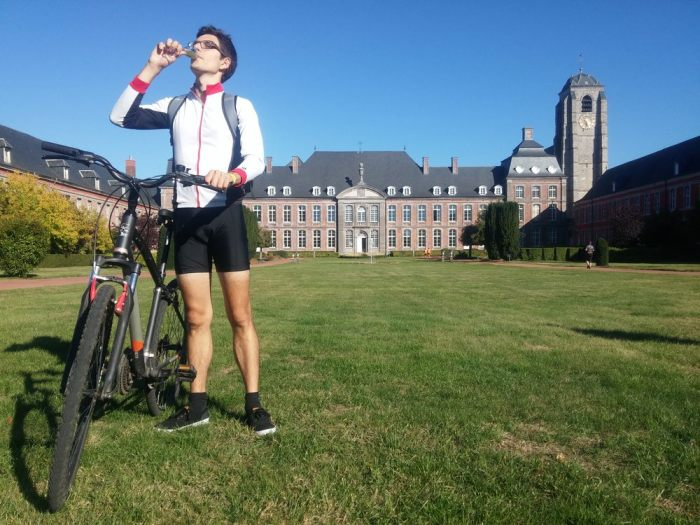ruffus abbaye de bonne esperance belgique