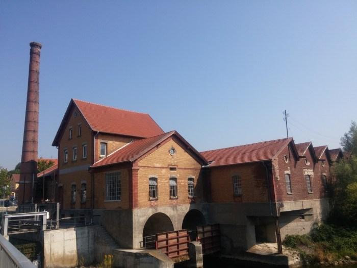 usine hydro electrique danube