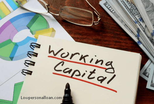 sources of working capital finance