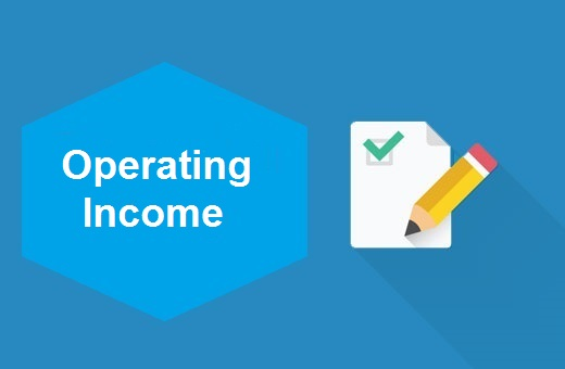 Definition of Operating Income