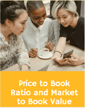 Price to Book Ratio and Market to Book Value