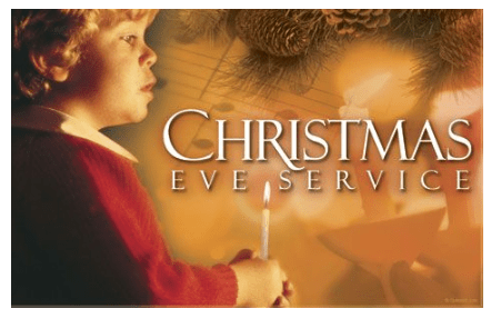 Christmas Eve Service Ideas 2019