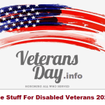 Free Stuff For Disabled Veterans 2020