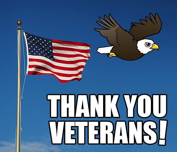 Thank you veterans day images 2020