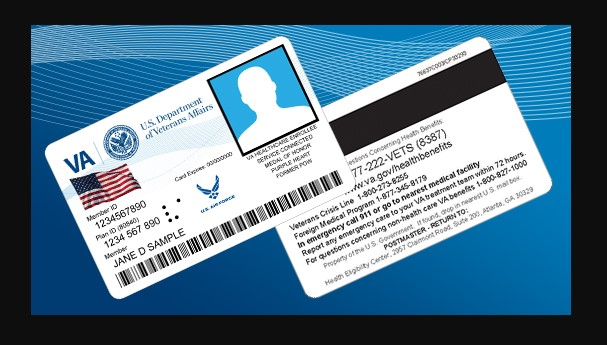 How to apply for a Veterans ID card