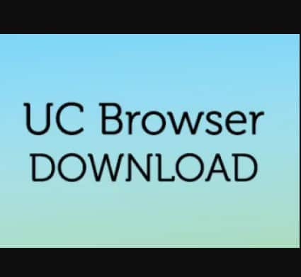 UC Browser Free Download for PC Windows