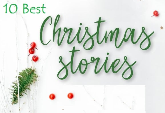10 Great Christmas Stories for Free