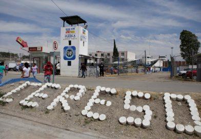 Van 12 reos beneficiados por programa de preliberación en Puebla