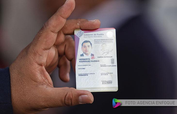 Adiós A Las Licencias Permanentes Para Manejar En Puebla