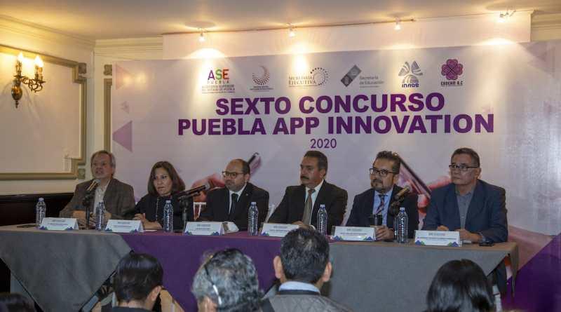 INAOE será sede del Concurso Puebla App Innovation 2020