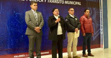 Karina Pérez Popoca anuncia incremento salarial de 15% a sus policías