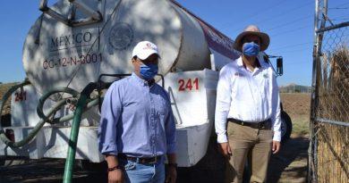 San Andrés Cholula ha llevado agua potable a 391 familias