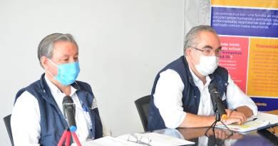 Anuncia Barbosa llegada de médicos de otros estados a Puebla